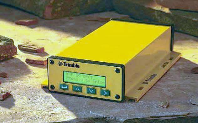GPS Receiver Unit Image